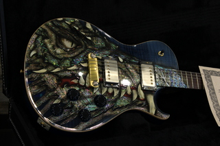 PRS Dragon 2002 Whale Blue