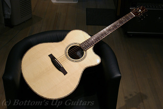 Player 掲載 PRS Private Stock Acoustic Guitar 『Angelus Cutaway』入荷!