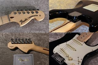 2007 Fender USA Custom Shop Made -Stratocaster Pro- Closet Classic -Black-
