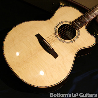Private Stock Acoustic Angelus Cutaway